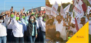 Las disputas entre 'morenos' y 'verdes' y su fracaso por debilitar al 'Grupo Vallarta' de Dávalos