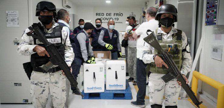 Jalisco recibió dosis de las vacunas Sinovac y Pfizer-BioNTech