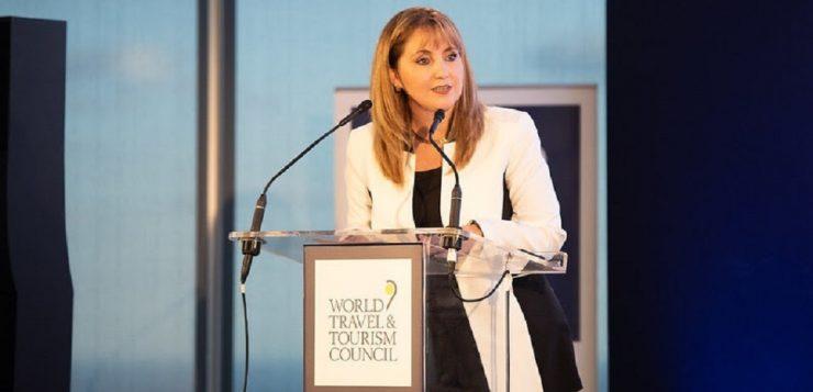 Julia Simpson, nueva directora del WTTC; sustituye a Gloria Guevara