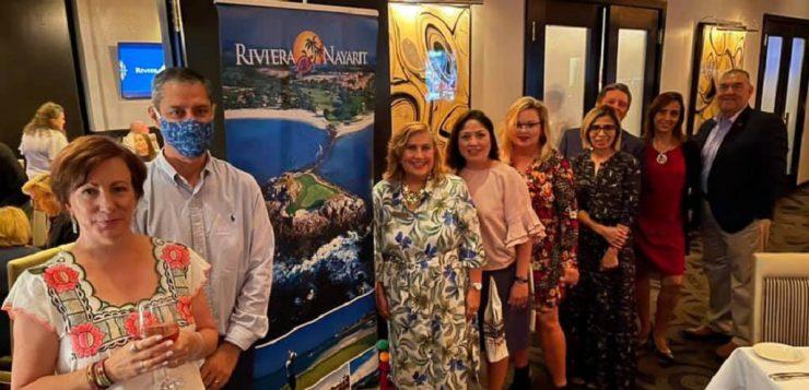 Reanudan promoción de Riviera Nayarit en Texas EEUU
