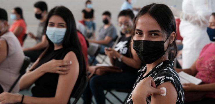 Avanza vacunación de jóvenes contra COVID-19 en Jalisco