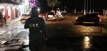 Sin novedad se reporta la noche del grito en el centro de la ciudad